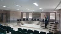 Prestação de contas de reforma, revitalização e manutenção do plenário e de mobiliários da Câmara de Vereadores de Rio do Campo
