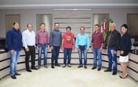 PRIMEIRA (REUNIÃO) SESSÃO EXTRAORDINÁRIA DE 2019, REALIZADA NO DIA 23 DE DEZEMBRO DE 2019.