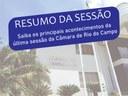 RESUMO DA DÉCIMA TERCEIRA SESSÃO ORDINÁRIA, REALIZADA NO DIA 10 DE MAIO DE 2021.